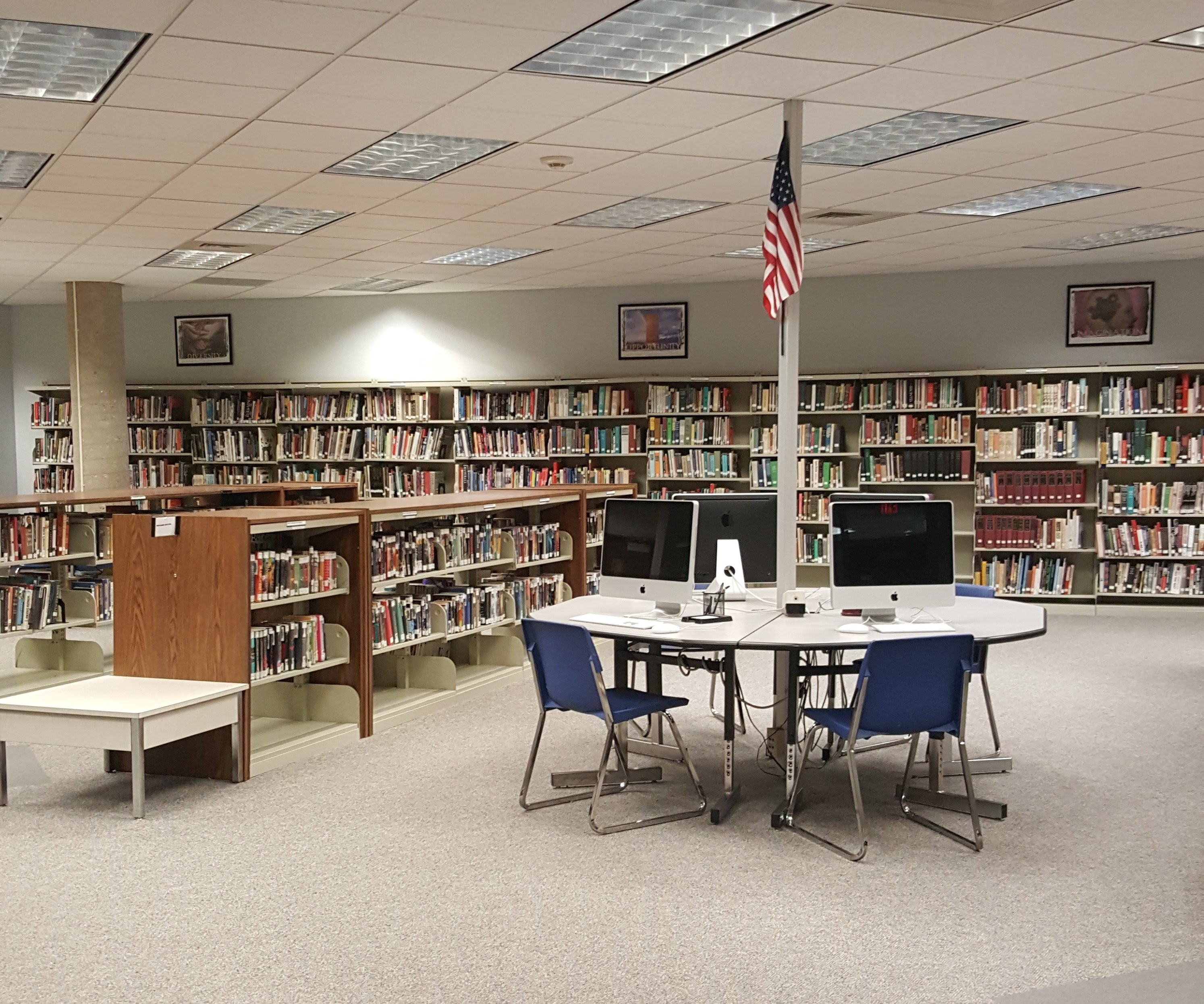HHS library